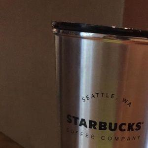 Starbucks stainless steel thermos
